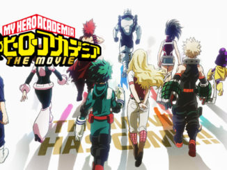 Boku no hero academia the movie futari no hero