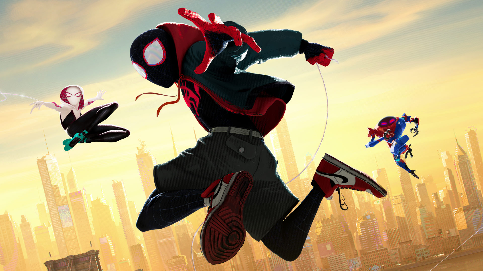 Kritik: Spider-Man: A New Universe