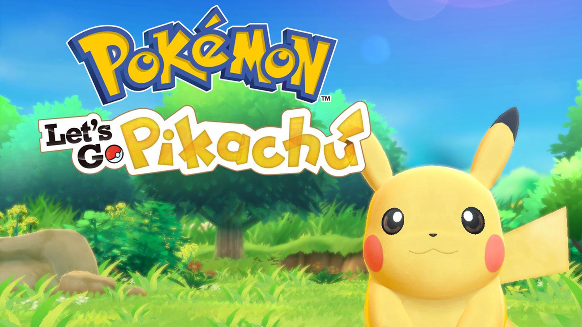 GameReview: Pokémon Let's Go Pikachu