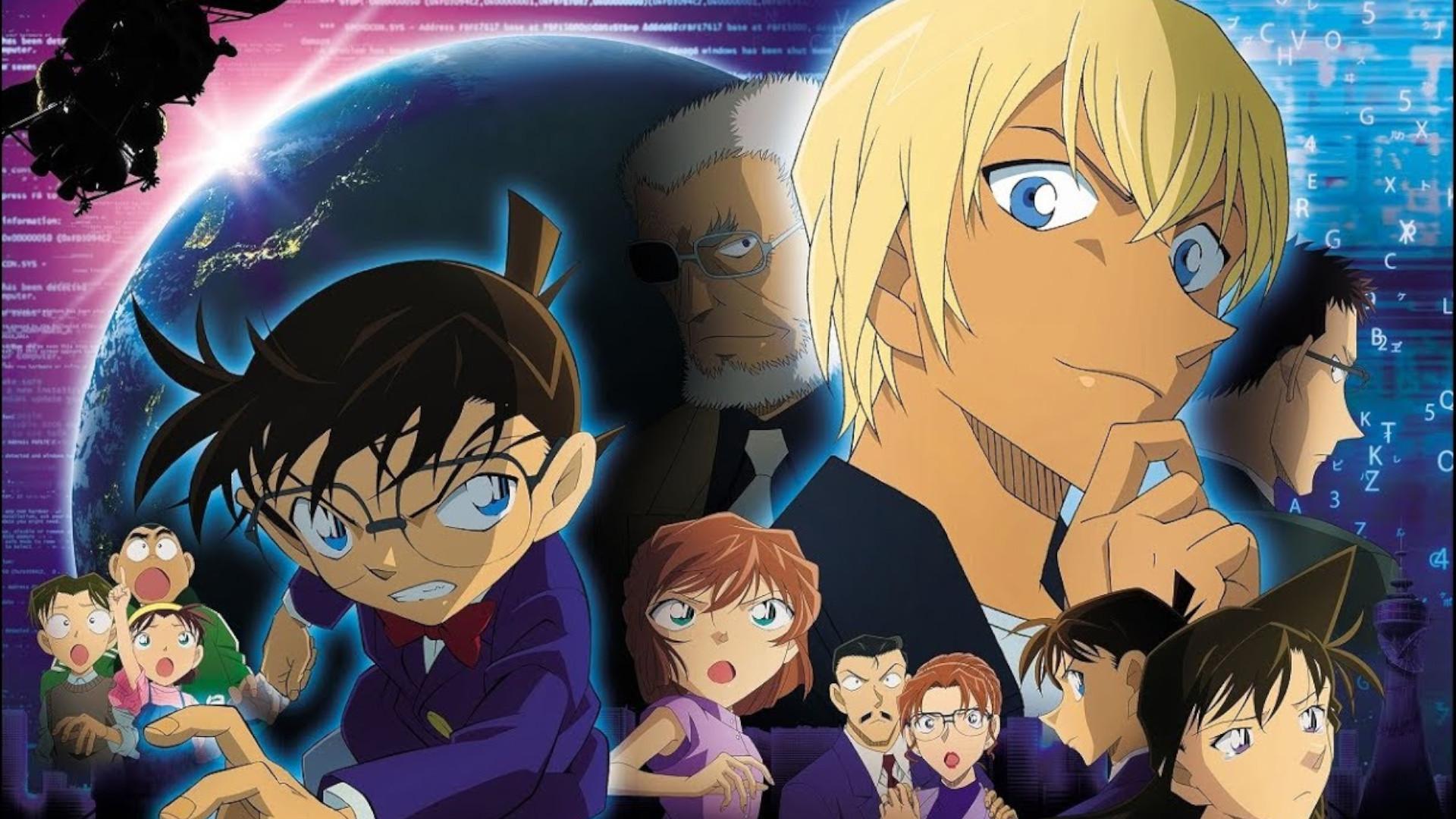 Anime Review: Detektiv Conan - The Movie (22): Zero der Vollstrecker