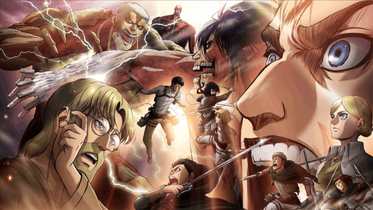 Anime Review: Attack on Titan S3 Part II