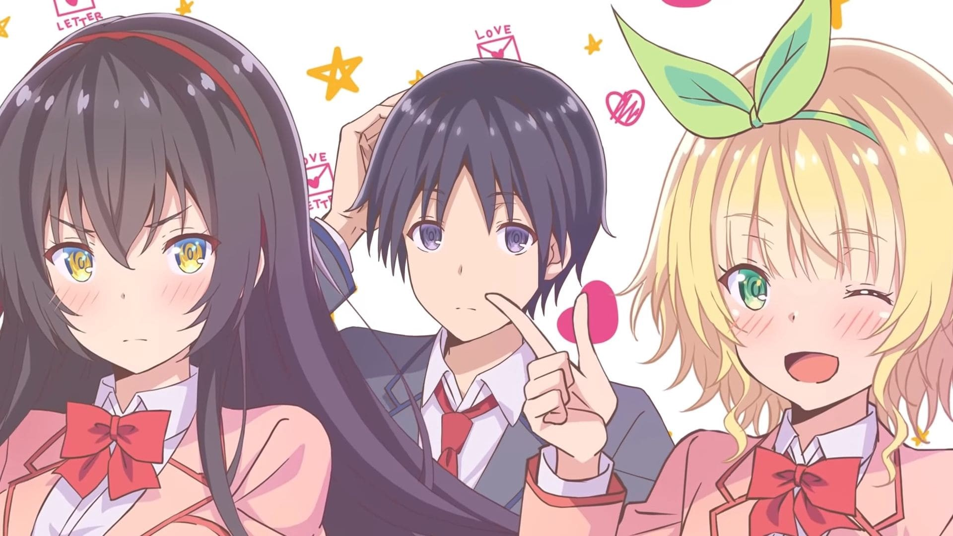 AnimeReview: Hensuki - Are you willig to fall in love with a pervert, as long as she is a cutie?