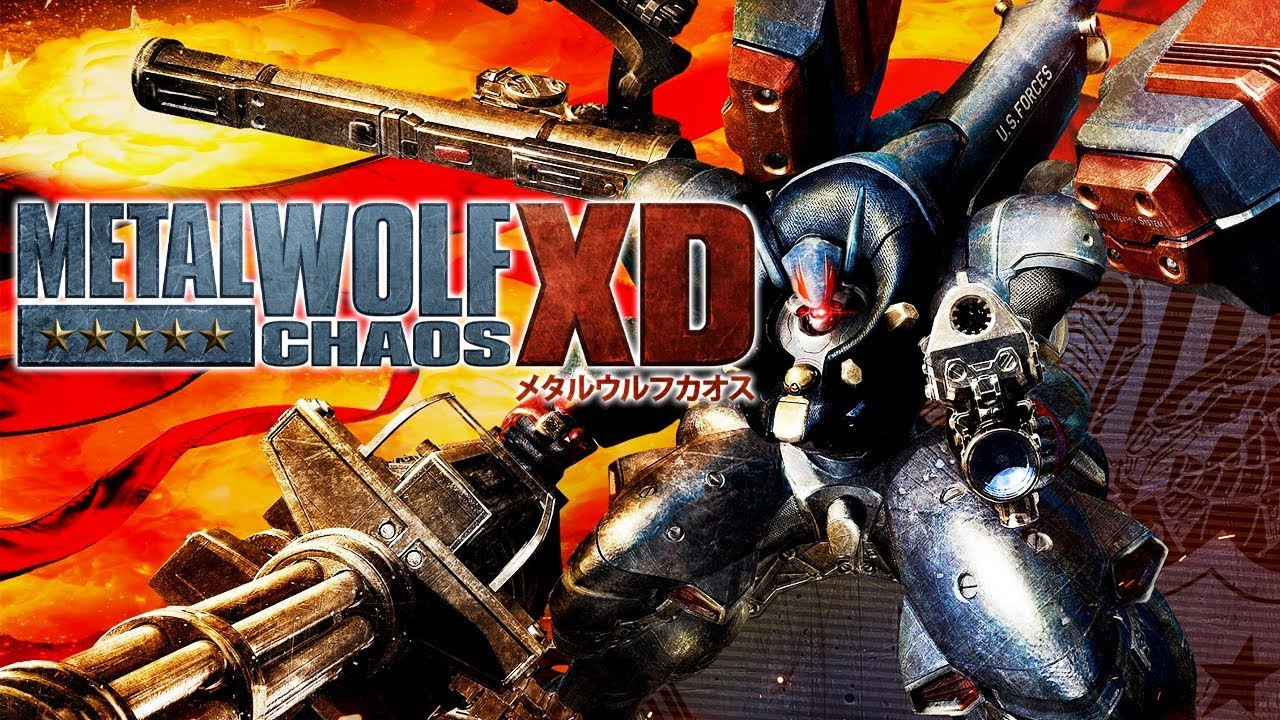 Game Review: Metal Wolf Chaos XD