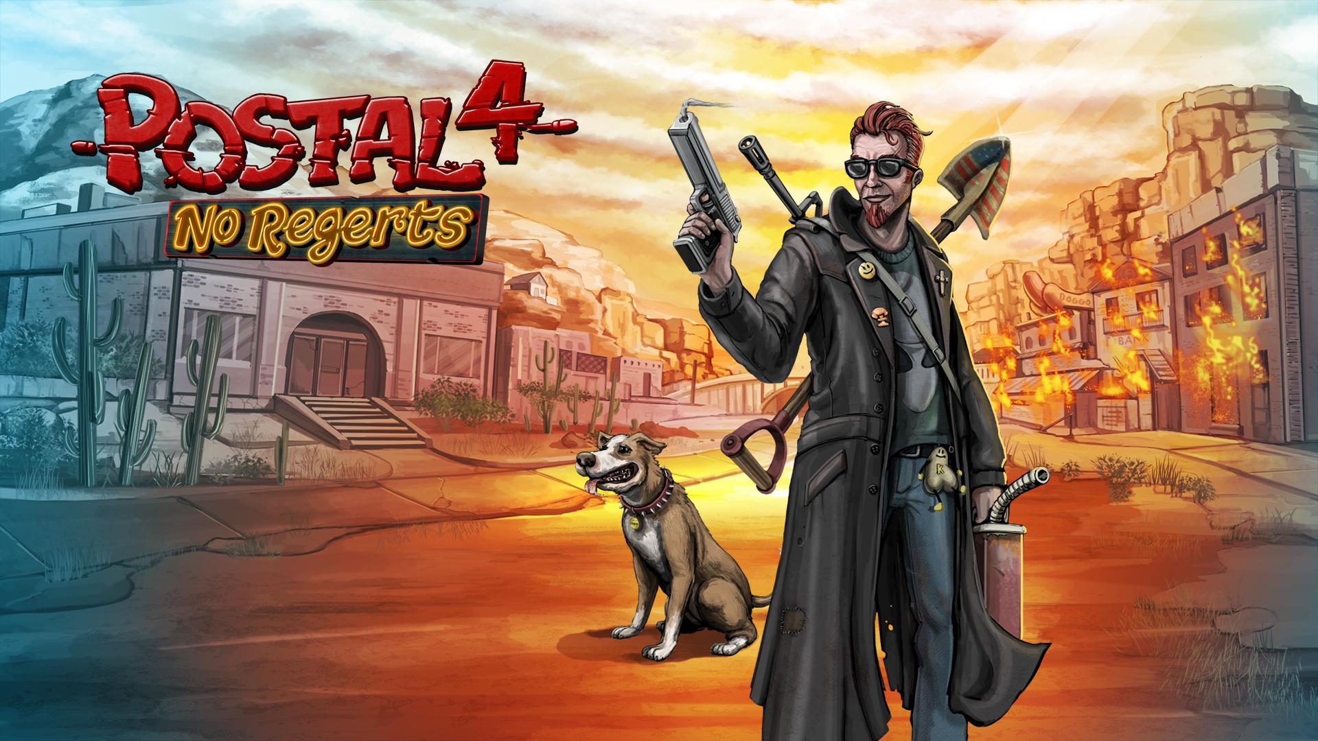 Game Preview: Postal 4