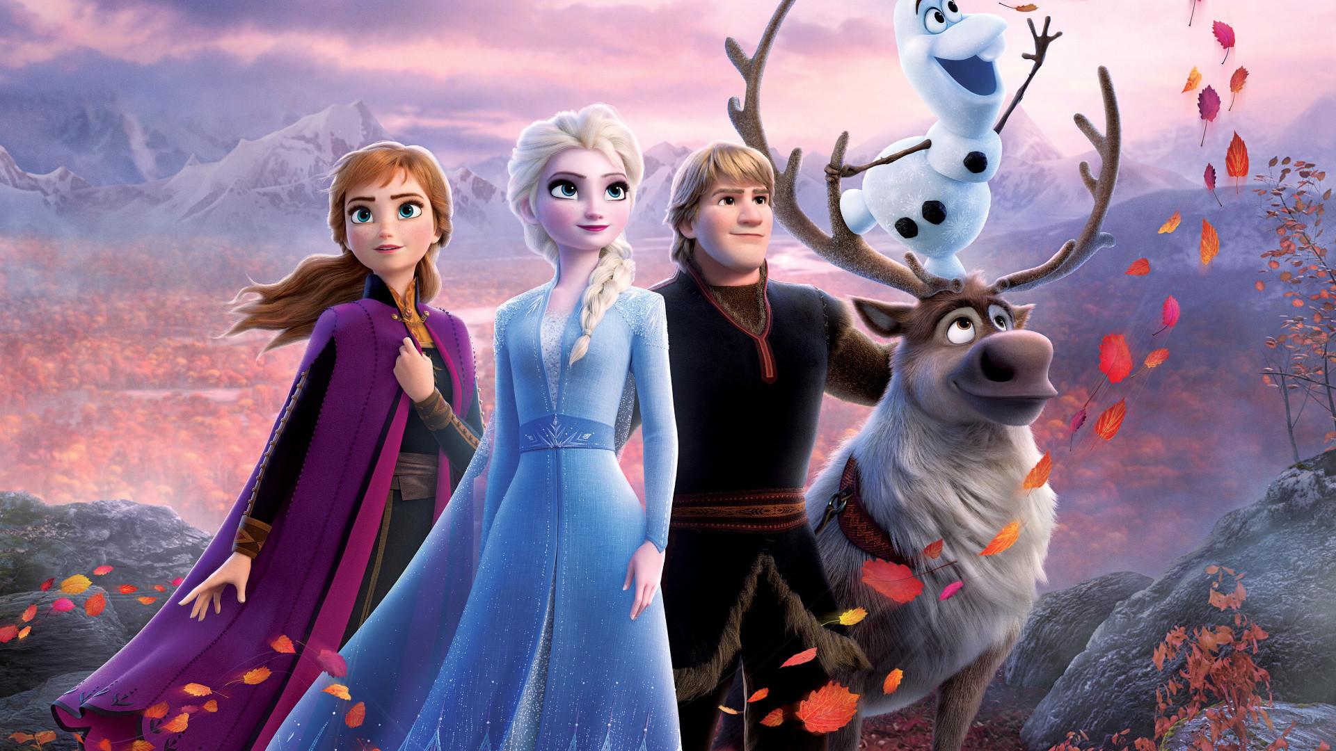 Film Review: Die Eiskönigin 2