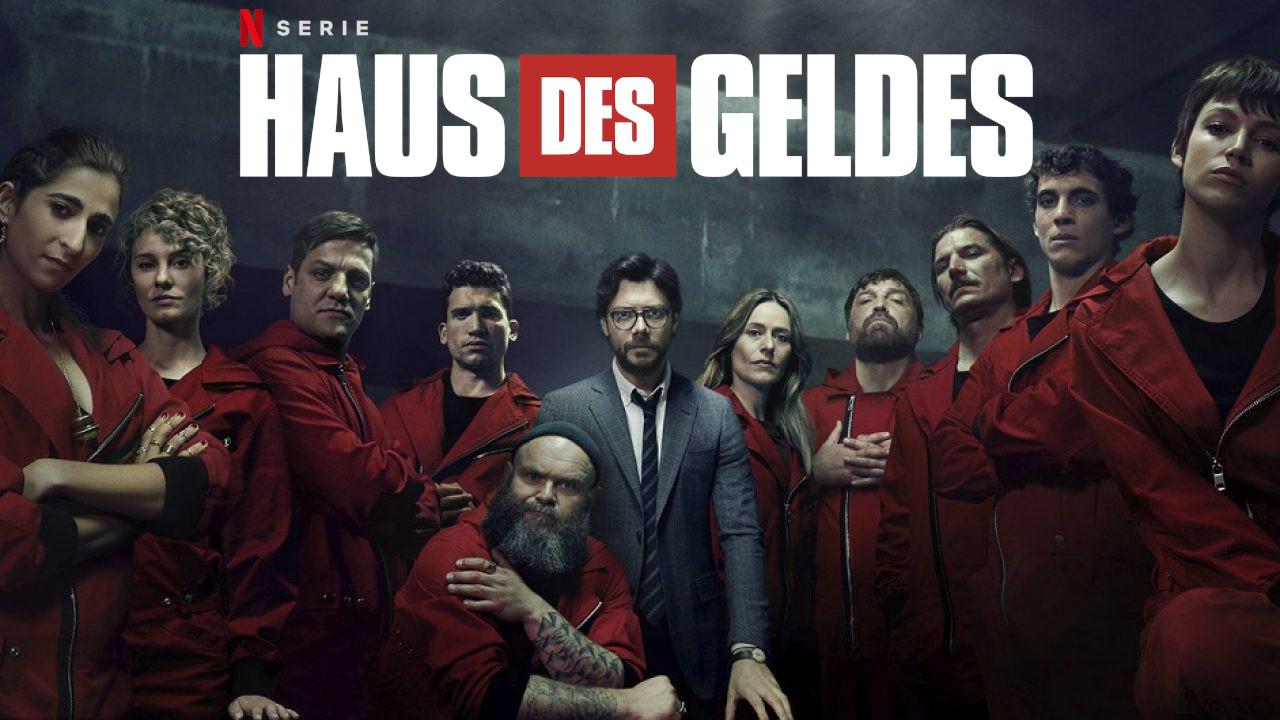 Review: Haus des Geldes Teil 4 - Folge 1 bis 4