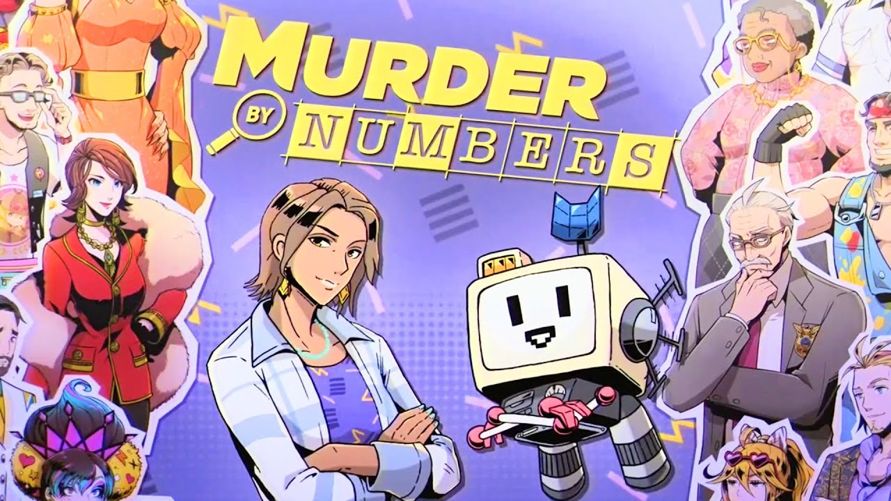 Review: Murder by Numbers