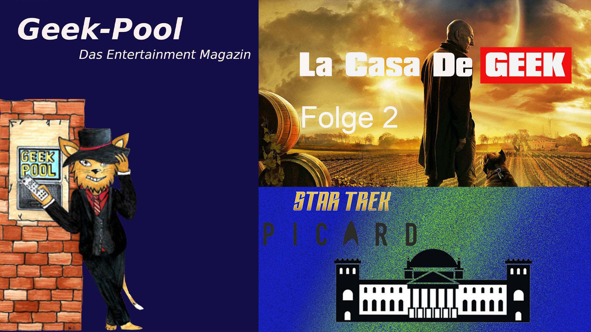 La Casa de Geek: Star Trek Picard