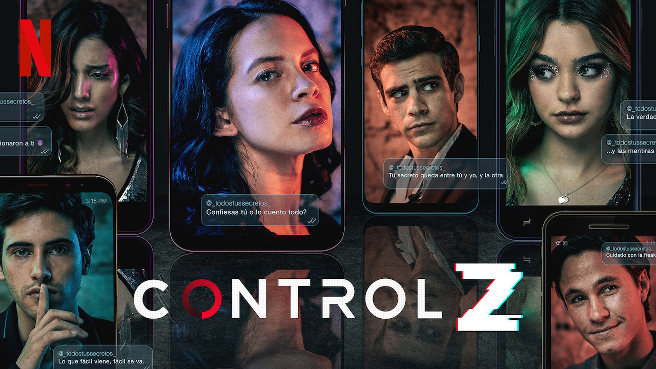 Review ControlZ Staffel 1