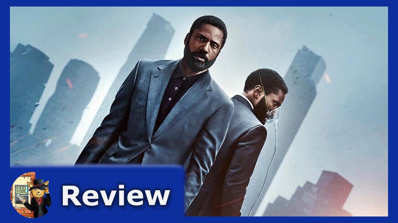 Review: Tenet