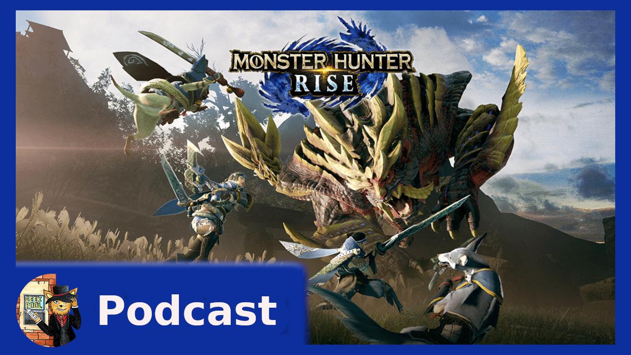 Das beste Monster Hunter aller Zeiten   Audio Log