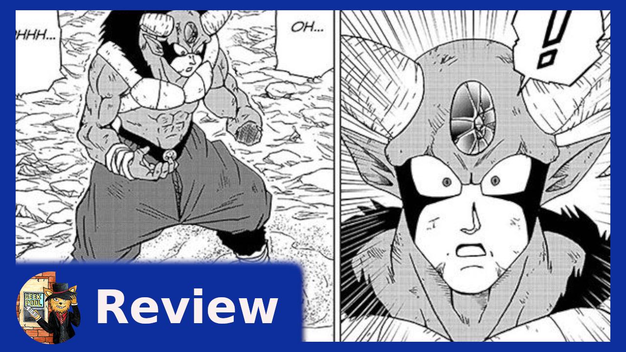 Review | Dragon Ball Super Kapitel 65