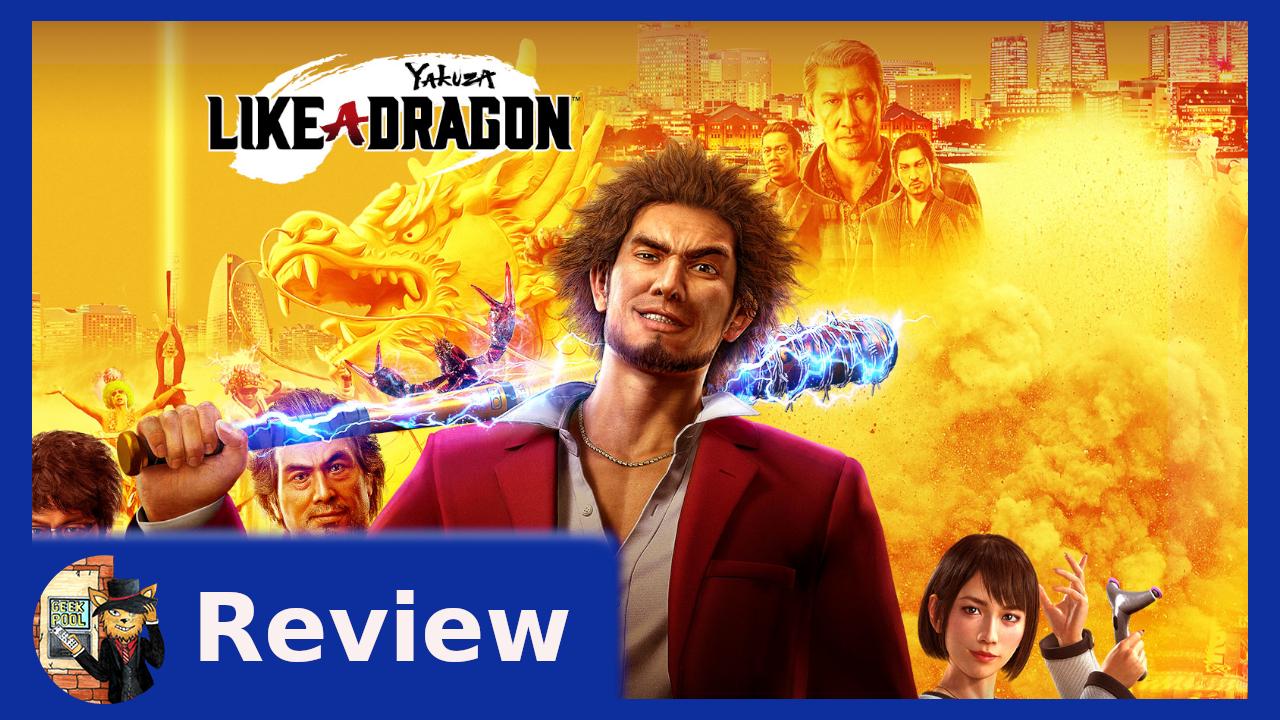Review | Yakuza: Like a Dragon