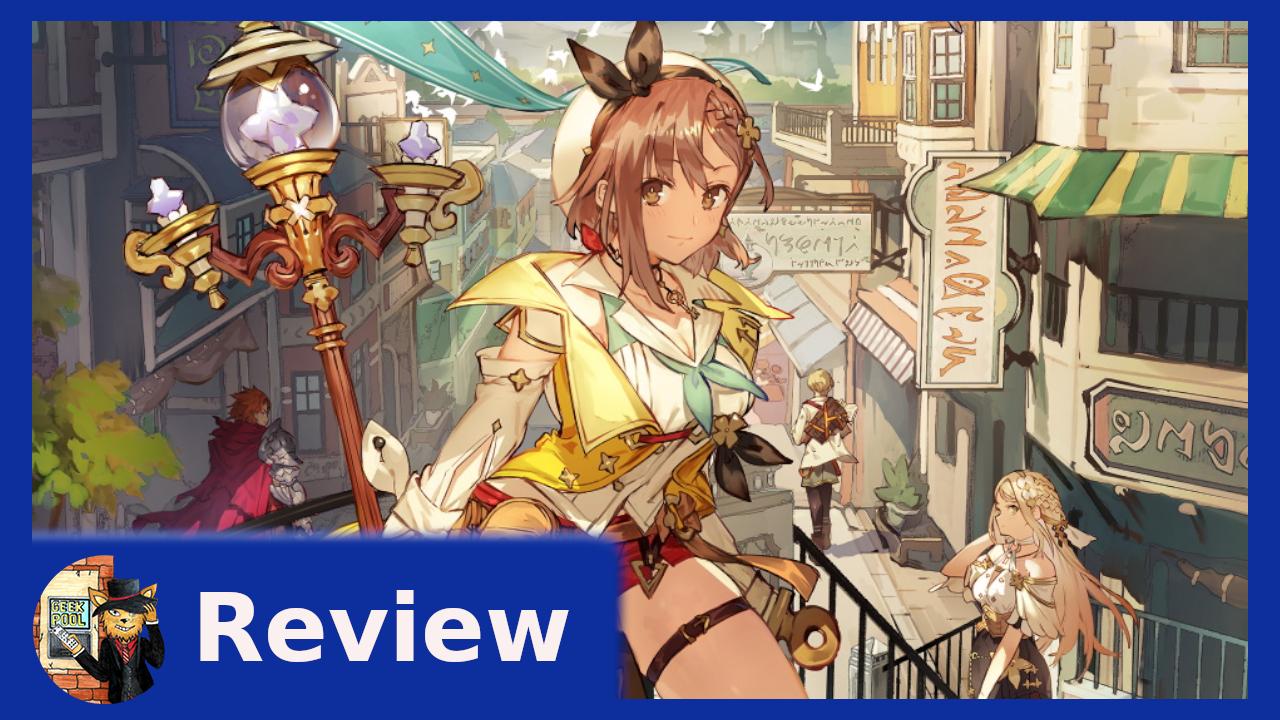 Review | Atelier Ryza 2: Lost Legends & the Secret Fairy