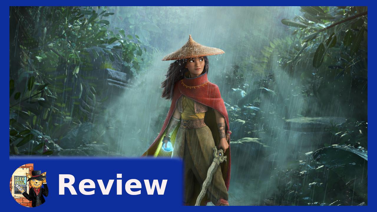 Review   Raya und der letzte Drache
