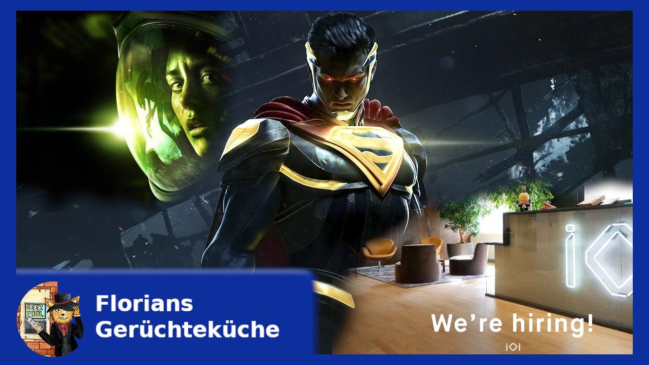 Das neue Projekt von IOI| NetherRealm arbeitet nicht an Injustice 3 | Florians Gerüchteküche