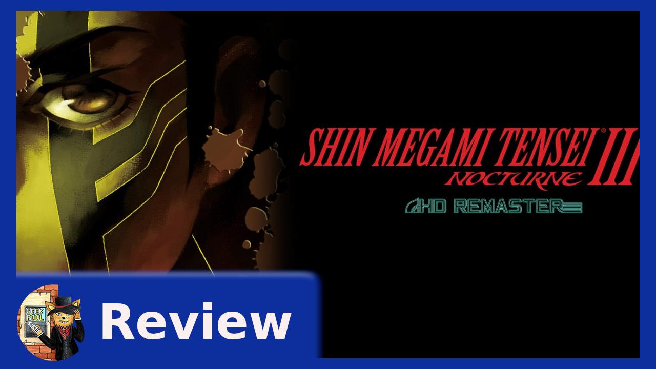 Review | Shin Megami Tensei III Nocturne HD Remaster