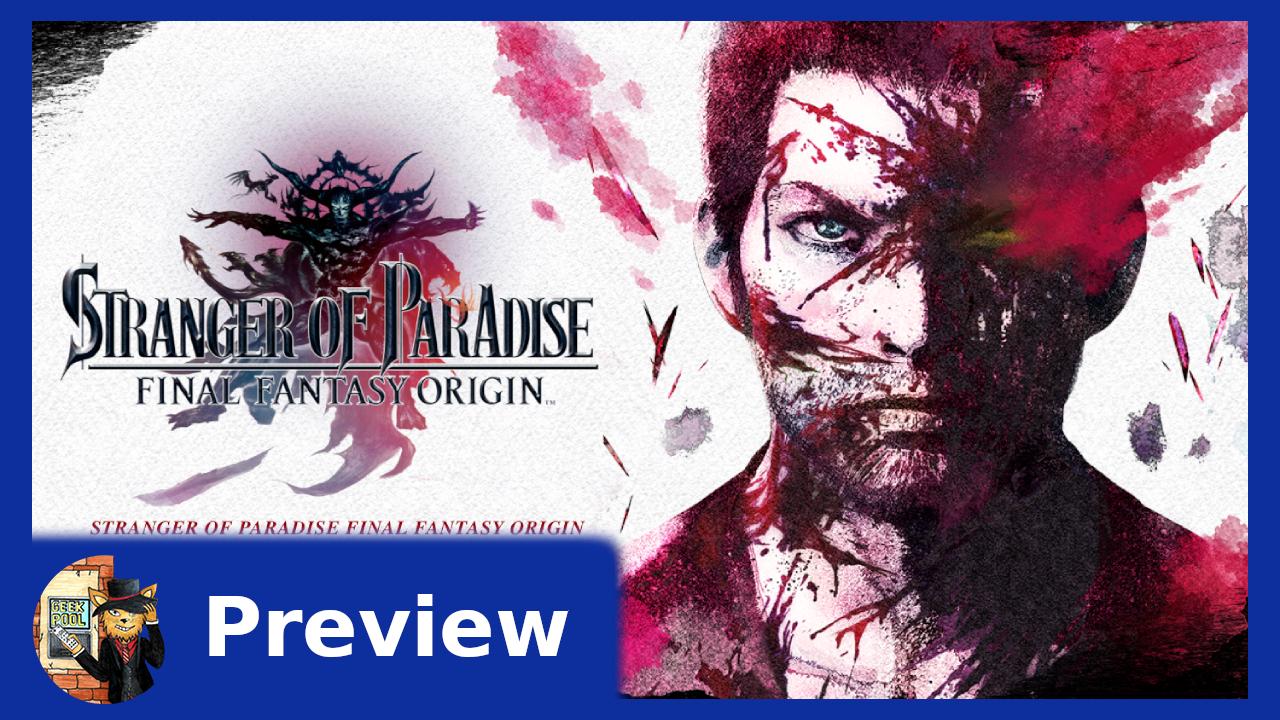Wie gut ist das Final Fantasy Souls Stranger of Paradise?