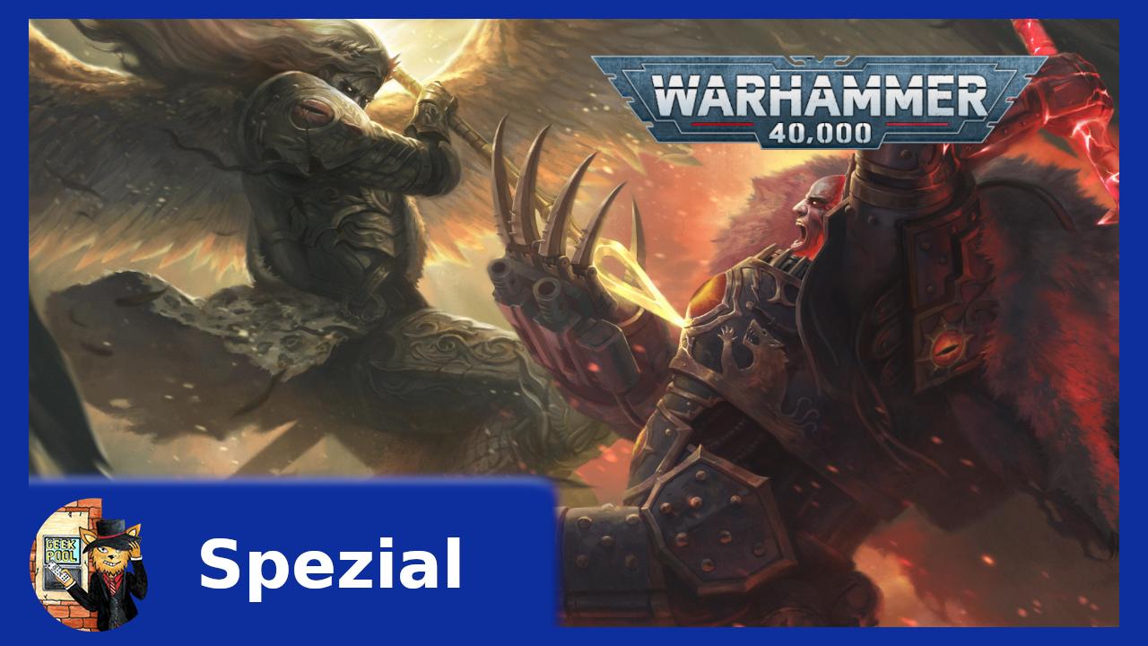 Eine Einführung in das Warhammer 40K Universum (für Lesefaule)