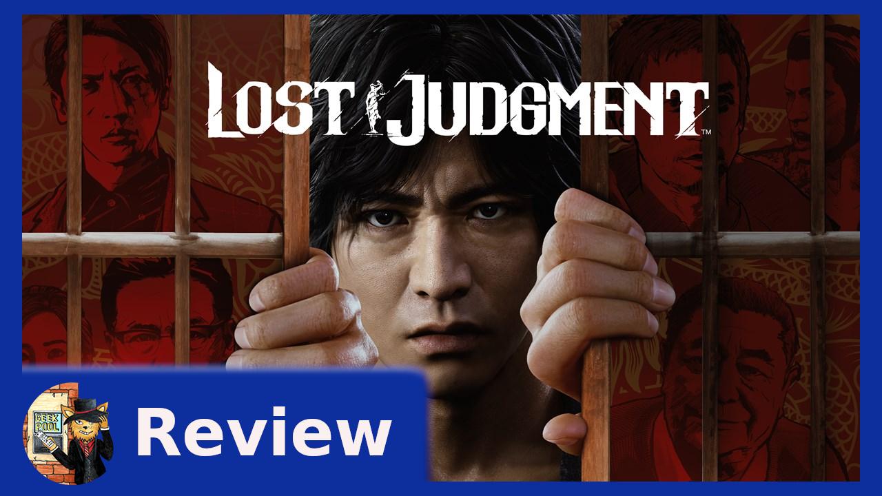 Lost Judgement